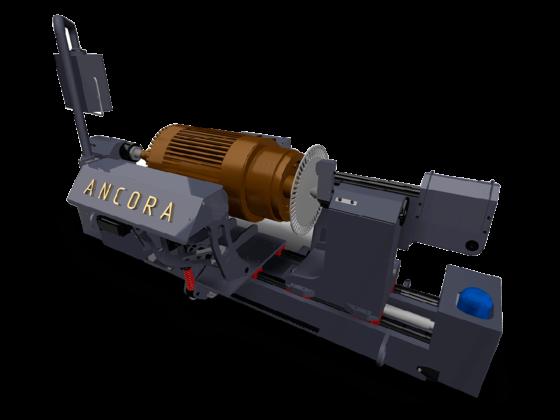 Якорь тягового электродвигателя